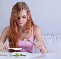 Методы лечения анорексии. Можно ли лечить анорексию дома? Диета для выхода из состояния истощения при анорексии