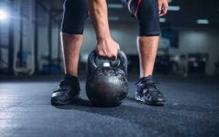 Можно ли накачаться гирей 16 кг. Круговые тренировки с гирями на силу