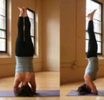 Что дает стояние на голове. Полезно ли стоять на голове? Влияние упражнения на настроение и здоровье, противопоказания. Вред и противопоказания