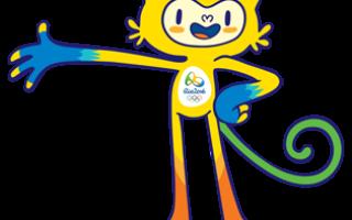 Талисманы в рио де жанейро. Талисманы летних олимпийских игр