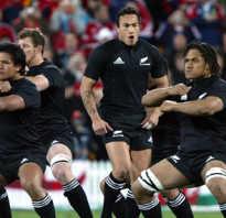 Приветствие регбистов новой зеландии. Что такое хака и кто её танцует