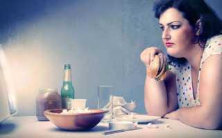 Программа для похудения 25 кадр. Здоровое питание