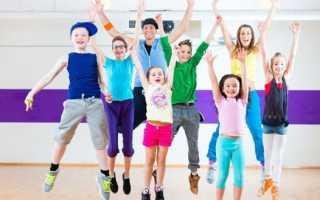 Танцевальная аэробика для детей. Чуть подробнее о детском фитнесе