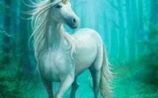 Мифологические кони. Мифические лошади: с крыльями, восемью ногами и человеческими головами
