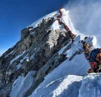 Почему на Эвересте не забирают погибших. Эверест — зона смерти! Страшная правда о самой высокой точке мира