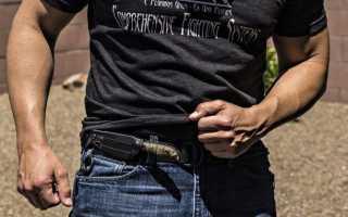 Нож для самообороны какой лучше. Лучшие складные ножи для самообороны