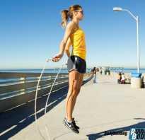 Сколько калорий сжигают упражнения. Бурпи (плиометрическое упражнение для быстрого сжигания жира). Прыжки со скакалкой