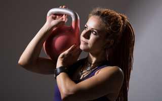 Упражнения на грудь с гирями. Упражнения с гирей на плечи, грудь и руки – базовый курс