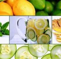 Чудо-напиток для похудения — огурец, лимон, мята и имбирь. Напиток для похудения из имбиря с огурцом, лимоном и мятой