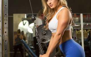 Упражнения на верх тела. Тренировка верхней части тела для женщин: составляем тренировочные программы. Особенности женской тренировки