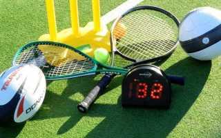 Максимальная скорость полета футбольного мяча. Скорость спортивных снарядов
