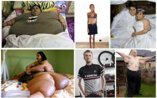 Толстые некрасивые люди. Самый большой мексиканец. Майра Лизбет Росалес
