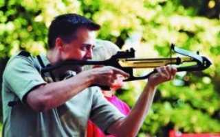 Стрельба из арбалета где можно. Арбалет: техника стрельбы или учимся стрелять правильно