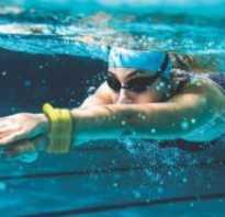 Пульсометр для плавания в бассейне. Водонепроницаемые пульсометры — для плавания и занятий в бассейне — купить пульсометры для бассейна и плавания по доступной цене. Finis Swimsense — монитор активности или продуманное устройство для тренировок