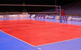Правила игры в волейбол с разметкой площадки. Размеры волейбольной площадки. Правила игры в волейболе