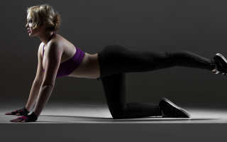 Упражнение на заднее бедро и попу. Анатомия мышц бедра. Качаем заднюю поверхность бедра с профессионалами